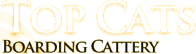 Top Cats Boarding Cattery Logo